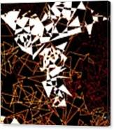 Interaction Canvas Print