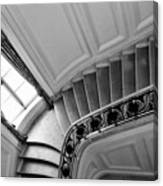 Interior Stairs Architecture  Canvas Print