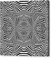 Interlinking Everything 2 Canvas Print