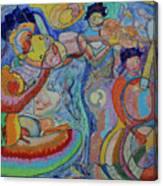 Interlude 2 Canvas Print