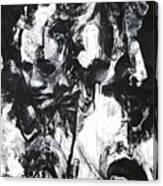 Internal Dialogue Canvas Print