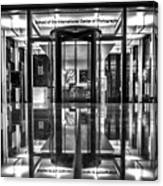 International Center Of Photography, Nyc Canvas Print