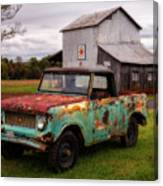 International Scout Canvas Print