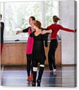 International Summer Dance School  Canvas Print