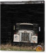 International Truck Canvas Print