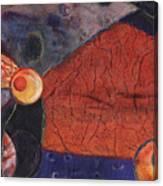 Interplanetary 2 Canvas Print