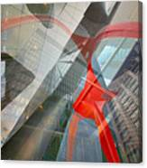 Intersection 11 Canvas Print
