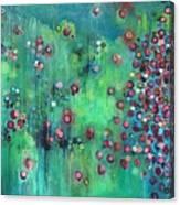 Interstellar, I Want To Paint It Black Canvas Print