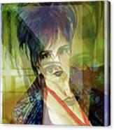 Intervening Hallucination Canvas Print