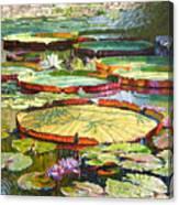 Interwoven Beauty Canvas Print