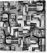Intestins Canvas Print