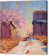 Into Spring Canvas Print