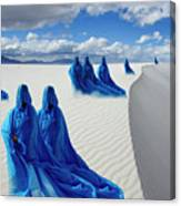 Into The Mystic 12 Canvas Print