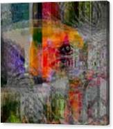 Intuitional Abstract Canvas Print