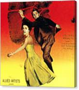 Invasion Of The Body Snatchers, Center Canvas Print