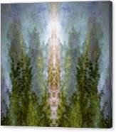 Radiance Rising Canvas Print