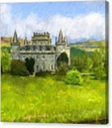 Inveraray Castle A600000993 Canvas Print