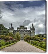 Inveray Castle Canvas Print