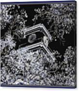 Inversion Art Work Canvas Print