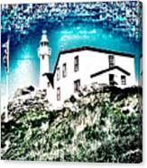 Inverted Lighthouse  Canvas Print