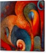Invidia Canvas Print