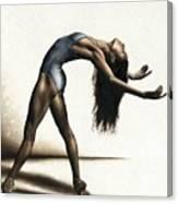 Invitation To Dance Canvas Print