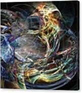Inward Flow Canvas Print