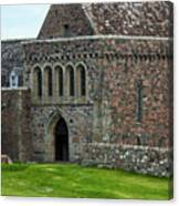 Iona Abbey Canvas Print
