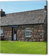 Iona Gallery And Pottery Canvas Print