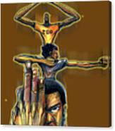 Iota Phi Theta Canvas Print