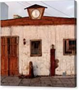 Iquique Chile Cantina Canvas Print