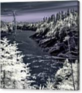 iR Scene no. 13 Canvas Print