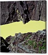 Irazu Volcano - Costa Rica Canvas Print