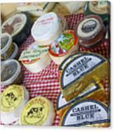 Ireland Cheese Vendor Canvas Print