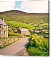 Ireland Farmland Canvas Print