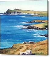 Ireland Sea Canvas Print