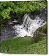 Ireland Waterfalls Canvas Print