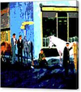 Irelandryans Canvas Print