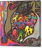 Irie Canvas Print