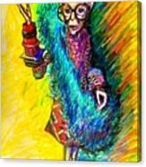 Iris Apfel Canvas Print