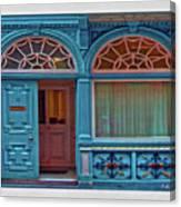 Irish Door Canvas Print