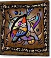 Irish Golden Age #1 - Sailing To Byzantium Canvas Print