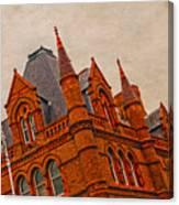 Irish Heritage 3 Canvas Print