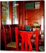 Irish Times Pub Canvas Print
