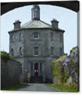Irish Wisteria Lane Canvas Print