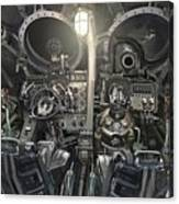 Iron Sky Canvas Print
