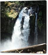 Ironhead Falls Canvas Print
