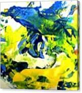 Is It A Bird Canvas Print