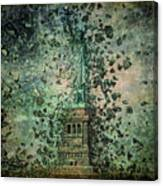 Is Liberty In Danger? Canvas Print