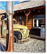 Is That You - Route 66 California Canvas Print